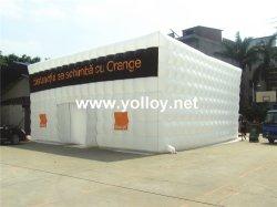이동식 큐브 팽창식 전시관 텐트 부스