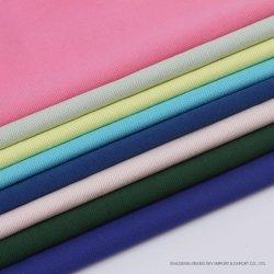 Gestricktes Pikee-Gewebe der Neuheit-Spitzenbaumwolle66%t34%c Verzerrung für Shirt-Kleid