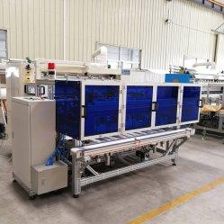 Automatische Abschminktuch-trennende Maschinen-Trennzeichen-Abschminktuch-Papiermaschine