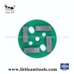 コンクリート研磨板研削盤用動力工具