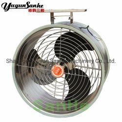 Ventilatore d'attaccatura di circolazione della serra della fabbrica