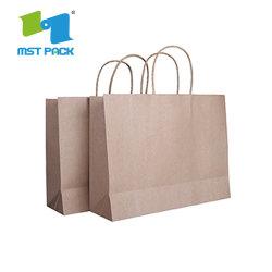 حقيبة ورقية جمليّة مخصصة لبيع الهدايا الكبيرة مع الأفضل السعر