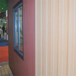 De houten en Plastic Fabrikant van de Plafonds van de Samenstelling en van pvc in China Buwei