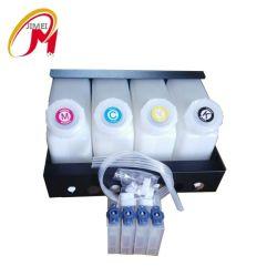 デジタル印刷のための熱い販売1.5 L連続的なインク供給方式/紫外線4+4インクタンクシステム
