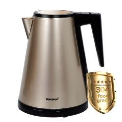 Отель с электронным управлением на заводе горячей воды для приготовления чая и беспроводные нержавеющая сталь автоматический электрический чайник