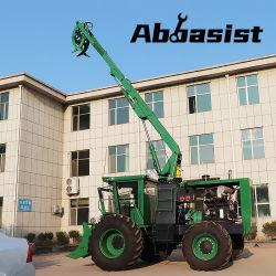 Sale를 위한 Cummins Engine를 가진 중국 OEM Manufacture 세륨 ISO SGS Approved Abbasist AL9800 Sugar Cane Loader