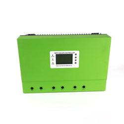 36V de la famosa marca precio de fábrica China MPPT Controlador de carga de batería solar de 100 amp.