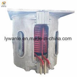 Zwischenfrequenz-elektrisches Induktions-Zink-schmelzender Ofen verwendet auf Batterien