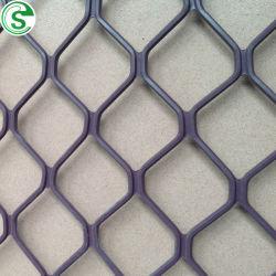 Diamante Amplimesh aluminio Ventana de seguridad de malla y puerta.