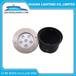 IP67 12 Вт Светодиодные лампы светодиодные лампы Inground подземных фонарь освещения панели