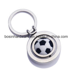 Promotion Metall Sport Fußball Schlüsselanhänger