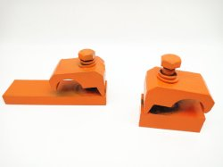 안정적인 굴삭기 파이프라인 파이프 용접 클램프 버클 1.2인치 붐 전박 굴삭기 키트
