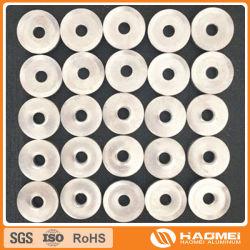 Round/ovales/contre-batteur Cercle d'aluminium, l'aluminium Slug 1070 O
