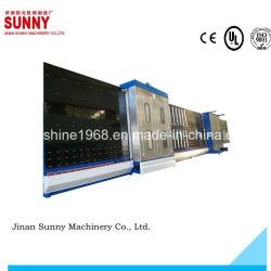 縦の自動絶縁のガラス生産ライン機械