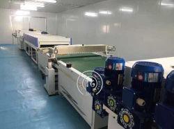 Barniz UV Barniz alto de la máquina Línea de producción para el MDF melamina junta