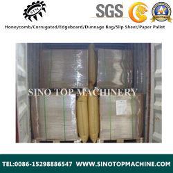 Het Langzame Luchtkussen van de Container van de Zak van het Document van Kraftpapier van de Container van het Hoofdkussen van de Levering van de fabriek
