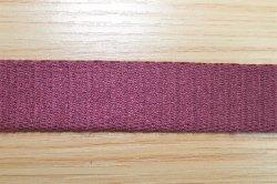 袋Accessories#1411-25Aのための高品質の綿のウェビングストラップ