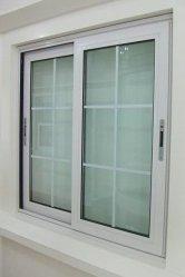 Perfil de aluminio para casas de diseño de ventana deslizante