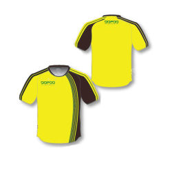 Camiseta de fútbol personalizadas sublimación Soccer Jersey uniformes para los equipos