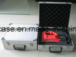 Caja de herramientas de aluminio para herramientas de embalaje
