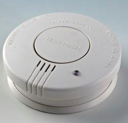 Alarma de humo con la función mute