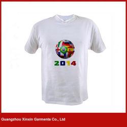 شحن بالجملة أبيض 2 دولار [وورلد كب] [ت] قميص ([ر136])