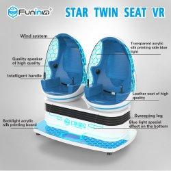 Jeu interactif simulateur VR 9D, Président de l'oeuf de réalité virtuelle