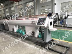 기계 또는 밀어남 생산 라인을 만드는 PVC UPVC CPVC 관