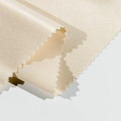 80% полиэстера 20% хлопка Tc полированный назад Shimmer Атласная ткань/свадеб художественным оформлением и вечерние платья Satin мешок муки мешок из ткани