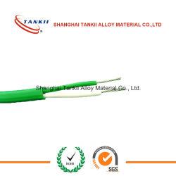 PVC/ Caucho/ PTFE/ PFA Aislado Cable/ Alambre de Termopar (Tipo JX)