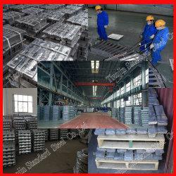 La norma ASTM B29 99.994 % de la LME lingote de plomo de contrapeso.