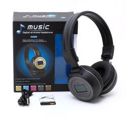 접이식 무선 헤드셋 휴대 전화용 Bluetooth 헤드폰 LCD 디지털 디스플레이 N65
