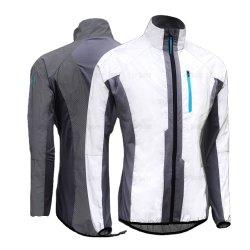 Em Stock Piscina Reflective executando o Rainbow alta visibilidade vestuário de ciclismo Custom colete reflector