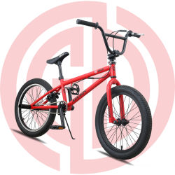 20 Zoll-Fahrrad-Stahlrahmen-Fahrrad-Legierung U-Bremse BMX Fahrrad/Fahrrad