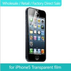 Hoog Duidelijk/Anti-Glare/Diamant/Spiegel/de Film van de Filter van de Privacy voor iPhone4/4s/5/5c/5s (andere beschermer van het mobilofoonscherm is beschikbaar)