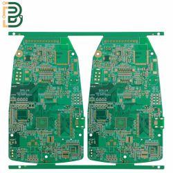 La FPC Rigid-Flexible Fr4 de placas de circuito de oro de inmersión