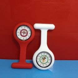 Montres Wholesell Infirmière en silicone