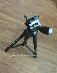 사진기 삼각 3D/Tilt (LJ-3128)가 360 도를 가진 유연한 사진기 홀더에 의하여 자전한다