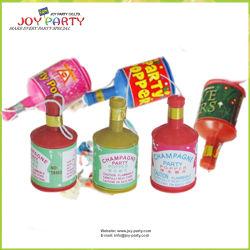 De Popcornpan van de partij voor Kerstmis en Nieuwjaar