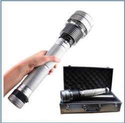 재충전용 85W HID 8500lm 3 최빈값 Cool White Flashlight (HID-01A)