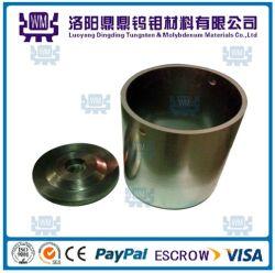 99.95% тигель вольфрама кристалла сапфира высокой очищенности отполированный спеченный/тигель вольфрама с ценой по прейскуранту завода-изготовителя