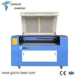 Coiffe de siège de voiture en cuir Machine de découpe laser CO2 avec Red dot/de position table Honeycomb