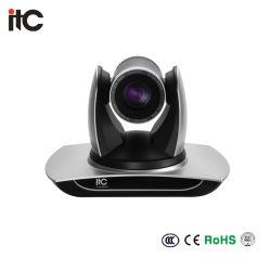 De Camera van Webcam PTZ IP van het Netwerk HD van de Camera USB2.0 van de videoconferentie
