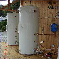 depósito de agua presurizada con esmalte de porcelana