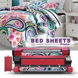 Haut de vente Mtutech numérique grand format pour l'imprimante Sublimation textile Tissu en coton