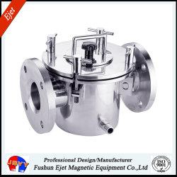Фильтр порошка магнитный для трубопровода