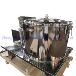 De Apparatuur van de Extractie van de Ethylalcohol van de Lage Temperatuur van de Olie van Cbd van de fabriek
