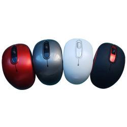 Venta caliente mejor precio único de logotipo personalizado Ratón Ratón Inalámbrico 2.4G baratos