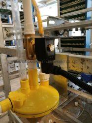 養鶏場装置の水圧の調整装置