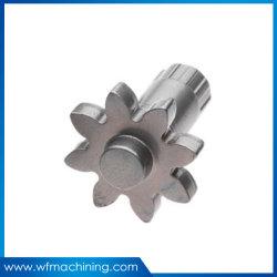China precisamente personalizado de fundición de acero de fundición y forja